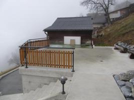 Foto 2 Haus, Scheune/Stall, Garage in Zeneggen/VS