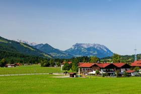 Foto 9 Hausbachfall Klettersteig Reit im Winkl FeWo