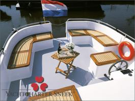 Foto 4 Hausbootferien in Holland Hausboot mieten Friesland