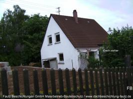 Foto 2 Haustürgeschäft Dachbeschichtungen nicht von unbekannten Firmen ausführen lassen Dachbeschichtungen M.Fautz seit 1989 Fautz Beschichtungen GmbH  Malerbetrieb www.fautz-beschichtungen.de Tel.07832/969693