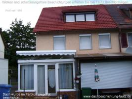 Foto 5 Haustürgeschäft Dachbeschichtungen nicht von unbekannten Firmen ausführen lassen Dachbeschichtungen M.Fautz seit 1989 Fautz Beschichtungen GmbH  Malerbetrieb www.fautz-beschichtungen.de Tel.07832/969693