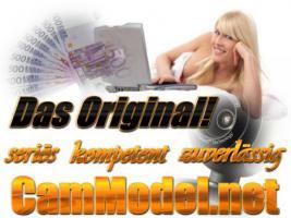 Heimarbeit am PC im WebCam Chat - Nebenjob als CamGirl mit WebCam - Cam Model Erotik Internet ErotikChat WebCamGirl