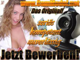 Heimarbeit am PC - Nebenjob als CamGirl im WebCam Chat  - Cam Model Erotik Internet ErotikChat WebCamGirl