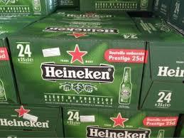 Heineken Beer Cans 25cl & 33cl / Becks Bier