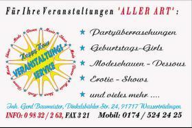 Special Party strip Agentur Ingolstadt