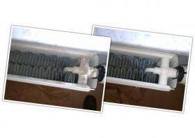 Foto 3 Heizkörperreinigung, Reinigung Heizkörper,