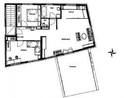 Foto 4 Helle 3,5-Zimmer-Terrassen-Wohnung in Innsbruck zu vermieten