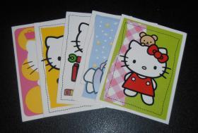 Foto 3 Hello Kitty Fashion, I Love Life & B-Cool