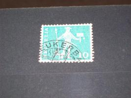Foto 2 Helvetia Briefmarken 4-er Set
