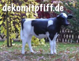 Foto 4 Hey warum stellen Sie nicht gleich drei Deko Kälbchen zu Ihre Deko Kuh in den Garten … ?