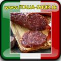 Hirsch-Salami Salame di Cervo Südtirol