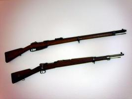 Historische Sammlerwaffe (nicht schussfähig)