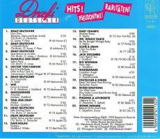 Foto 2 Hits!  Pseudonyme!  Raritäten! - Drafi Deutscher - CD * 1989