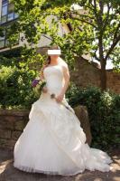 Hochzeitskleid Größe 8 (36)