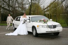 Foto 3 Hochzeitslimousine mieten & Hochzeitslimo & Hochzeitslimos.