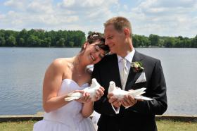 Foto 9 Hochzeitstauben Dresden ®