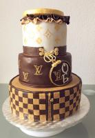 Foto 3 Hochzeitstorte Geburtstagstorte Motivtorte Candybar