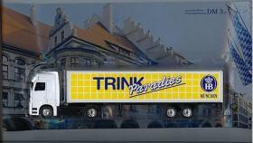 Hofbräuhaus München Trinkparadies MBA-Truck, OVP, neu, limitiert