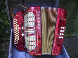 Hohner Ziehharmonika