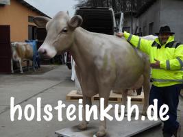 Hol Sie Dir in Deinen Garten - Deko Holstein Kuh - www.holsteinkuh.de