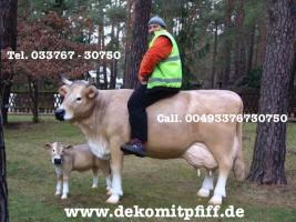 Foto 2 Hol Dir ne Deko kuh oder Deko Brezel oder Deko Bulle oder ...
