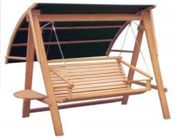 Foto 2 Hollywoodschaukel, Gartenschaukel-Holz-schaukel, Swing -NEU-von Bio-Tischler