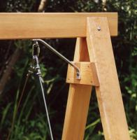 Foto 5 Hollywoodschaukel, Gartenschaukel-Holz-schaukel, Swing -NEU-von Bio-Tischler