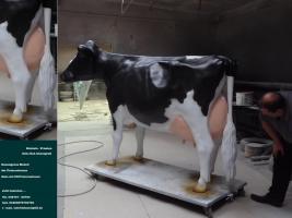 Holstein Deko Kuh oder Deko Pferd und Deko Kalb ….?????