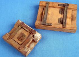 Holz Belichtungsrahmen