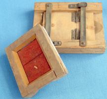 Foto 2 Holz Belichtungsrahmen