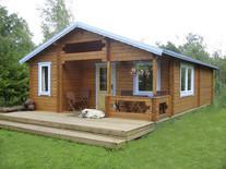 Foto 10 Holzgaragen, Blockhäuser, Gartenhäuser,  in großer Auswahl, vielen Grössen