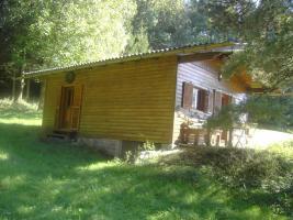 Holzhaus zum Abbau