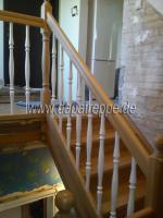Foto 4 Holztreppen aus Polen, Treppen, Wangentreppen