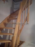 Foto 6 Holztreppen aus Polen, Treppen, Wangentreppen