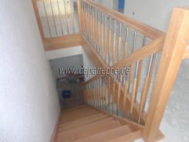 Foto 7 Holztreppen aus Polen, Treppen, Wangentreppen
