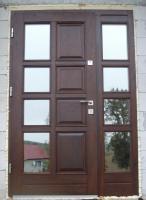 Foto 4 Holztüren, Denkmalschutztüren, Türen, Türen aus Polen, Polnische Türen, Türen aus Holz