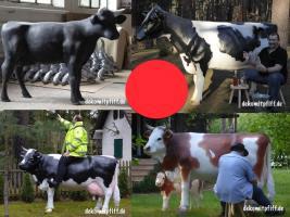 Foto 3 Horse - Pferd - Gartendekorationaufstellfigur oder ...