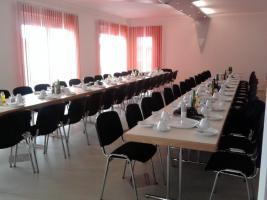 Foto 4 Hotel Ackermann; Riedstadt; Trauerfeier, Trauerkaffee; Raum für  Beerdigungsandacht; Beerdigungskaffee, Leichenmal, Totenmal, in Riedstadt Wolfskehlen;