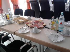Foto 8 Hotel Ackermann; Riedstadt; Trauerfeier, Trauerkaffee; Raum für  Beerdigungsandacht; Beerdigungskaffee, Leichenmal, Totenmal, in Riedstadt Wolfskehlen;