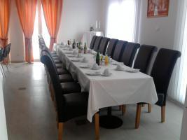 Foto 10 Hotel Ackermann; Riedstadt; Trauerfeier, Trauerkaffee; Raum für  Beerdigungsandacht; Beerdigungskaffee, Leichenmal, Totenmal, in Riedstadt Wolfskehlen;