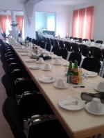 Foto 11 Hotel Ackermann; Riedstadt; Trauerfeier, Trauerkaffee; Raum für  Beerdigungsandacht; Beerdigungskaffee, Leichenmal, Totenmal, in Riedstadt Wolfskehlen;