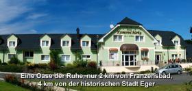 Hotel Komorni hurka in Tschechien