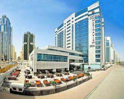 Hotel MARINA VIEW Dubai VAE Arabische Emirate mit Flug