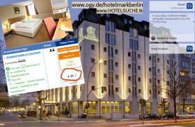 Hotel Mark Berlin Preis-TIPP DZ ab 49€ Room-Preis