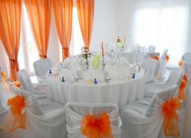 Hochzeitsraum <hotel Ackermann