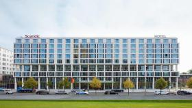 Hotel SCANDIC Berlin Potsdamer Platz Bestpreisgarantie