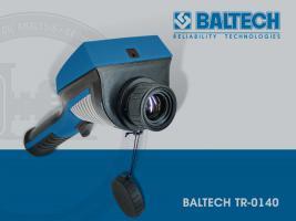 Hoteles de de la cámara termográfica BALTECH