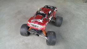 Hpi Savage mit LRP Z 28 R ( kein Rally, Traxxas, Lossi )