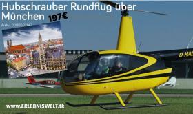 Hubschrauber Rundflug über München