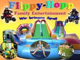 Hüpfburgverleih Flippy-Hopp